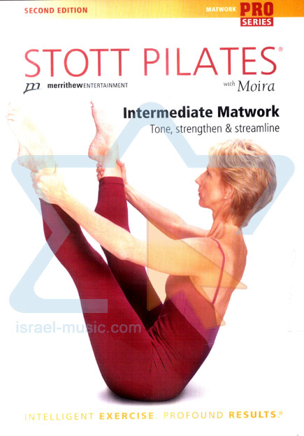 Stott Pilates - Intermediate Matwork by Moira Merrithew