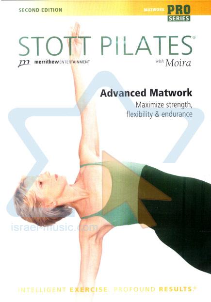 Stott Pilates - Advanced Matwork by Moira Merrithew