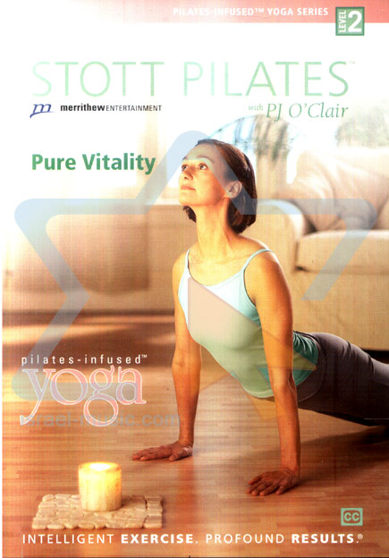 Stott Pilates - Pure Vitality by PJ O'Clair
