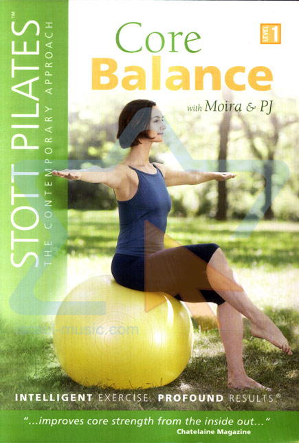 Stott Pilates - Core Balance by Various
