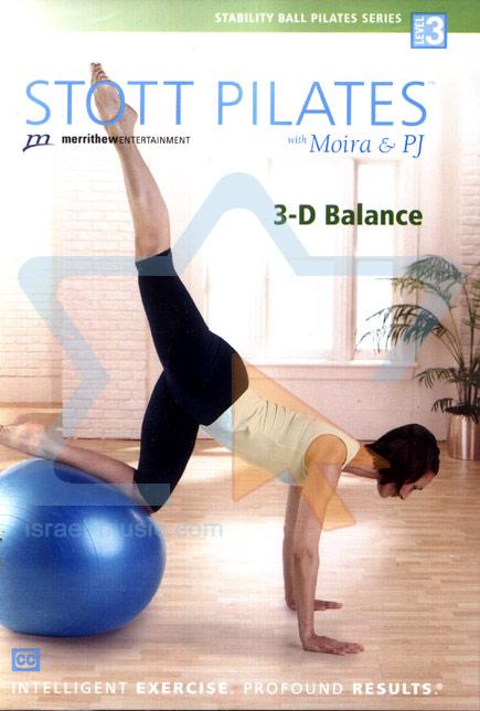 Stott Pilates - 3-D Balance by Various