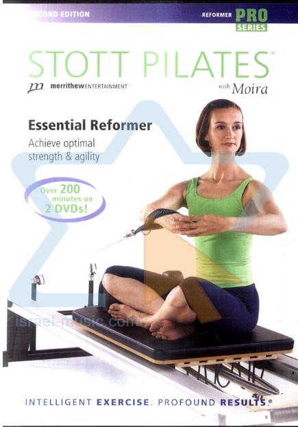 Stott Pilates - Essential Reformer Par Moira Merrithew