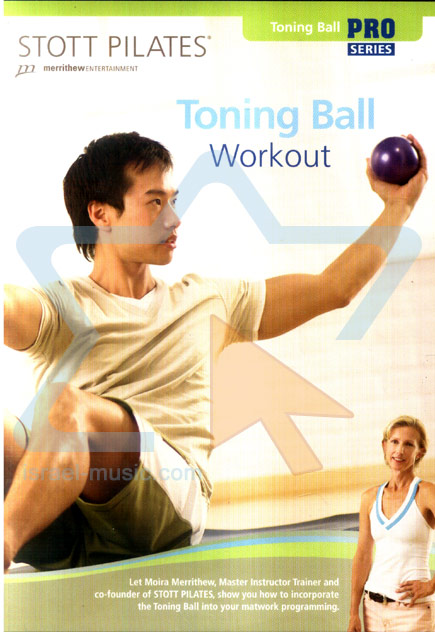 Stott Pilates - Toning Ball by Moira Merrithew
