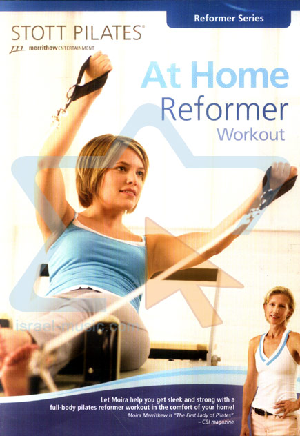Stott Pilates - At Home Reformer Workout Par Moira Merrithew