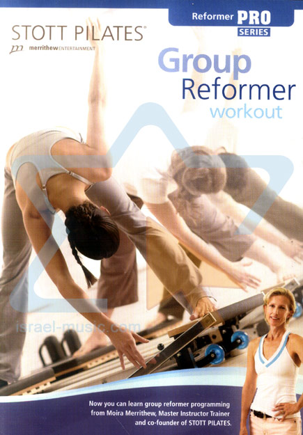 Stott Pilates - Group Reformer Workout Par Moira Merrithew