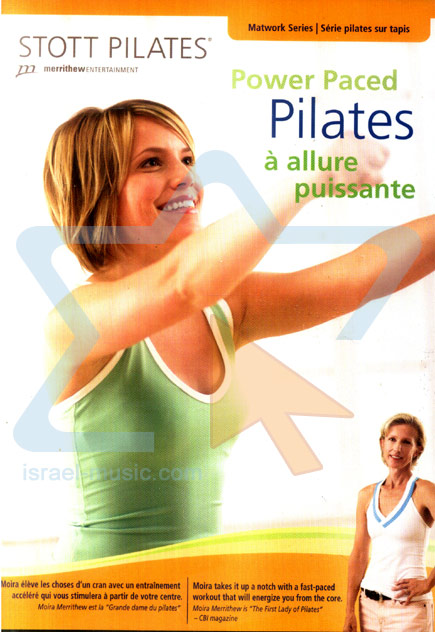 Stott Pilates - Power Paced Pilates by Moira Merrithew