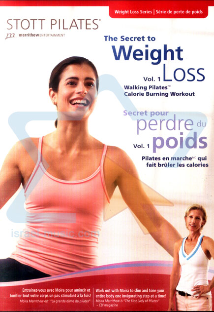 Stott Pilates - The Secret to Weight Loss by Various