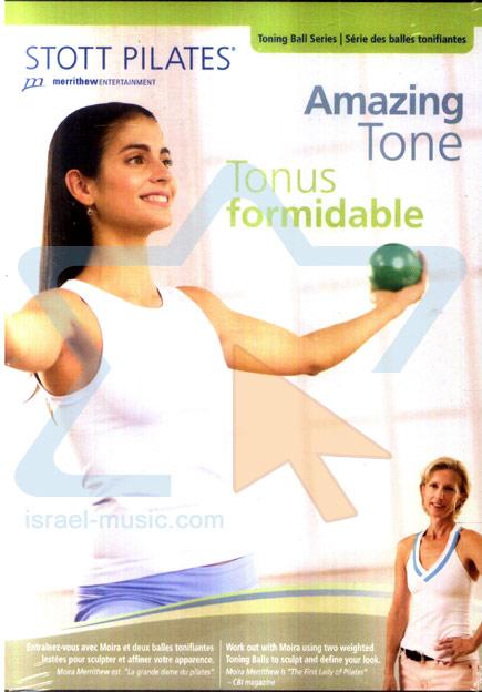 Stott Pilates - Amazing Tone Par Moira Merrithew