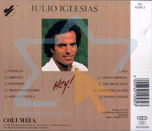 Hey! by Julio Iglesias