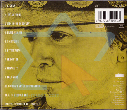 Greatest Hits by Stevie Ray Vaughan