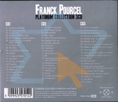 Platinum Collection by Franck Pourcel
