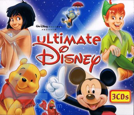 Ultimate Disney by Various