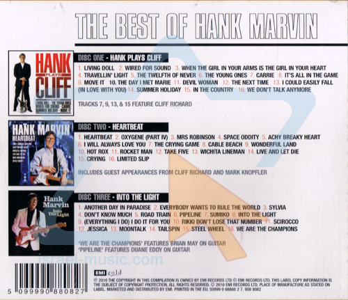 The Best Por Hank Marvin