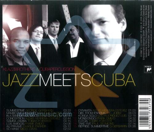 Jazz Meets Cuba by Klazz Brothers & Cuba Percussion