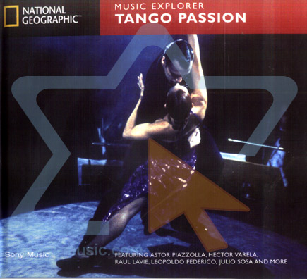 Tango Passion by Various
