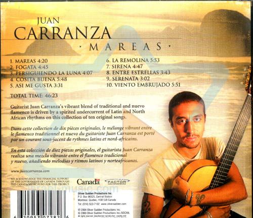Mareas by Juan Carranza