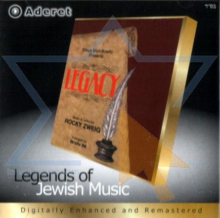 Legacy by Rocky Zweig