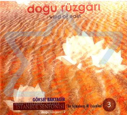 The Symphony of Istanbul - Wind of East के द्वारा Goksel Baktagir