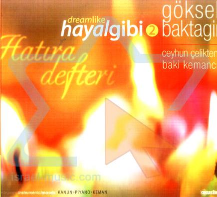 Dream Like 2 by Goksel Baktagir