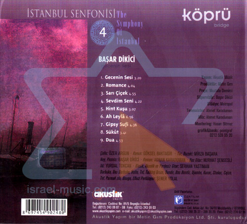The Symphony of Istanbul - Bridge by Basar Dikici