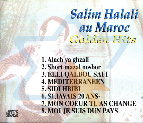 Au Maroc - Golden Hits by Salim Halali