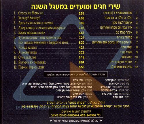 A Day of Joy to Israel by Yossi Niazov