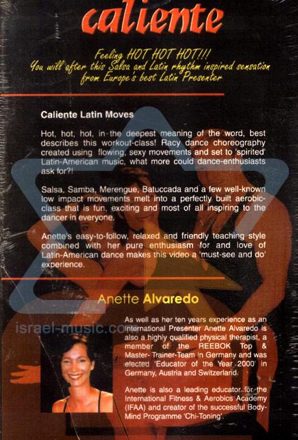 Caliente by Anette Alvaredo