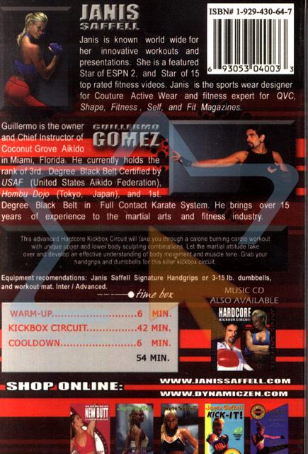 Hardcore Kickbox Circuit by Various