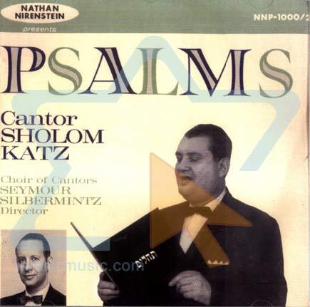 Psalms by Cantor Shalom Katz