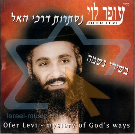 Mystery of God's Ways Par Ofer Levi