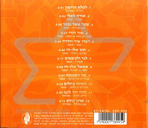 Binyamin Nachum and Reuma Abbas - Original Yeminite Singing by Binyamin Nachum