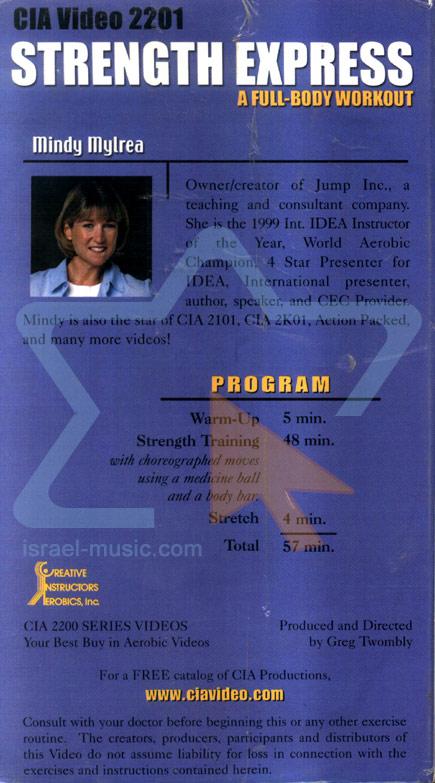 Strength Express - A Full Body Workout Par Mindy Mylrea