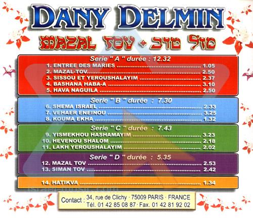 Mazal Tov by Dany Delmin