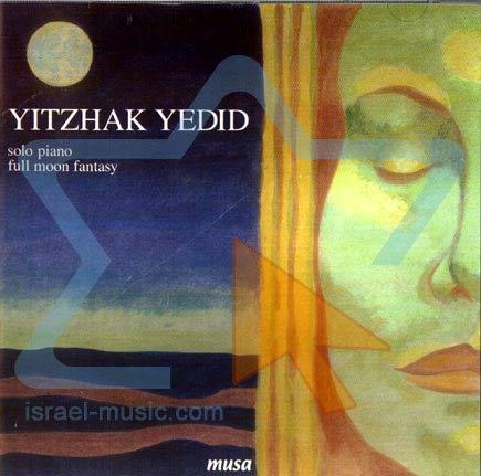 Full Moon Fantasy by Yitzhak Yedid