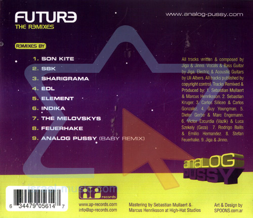 Future - The Remixes by Analog Pussy