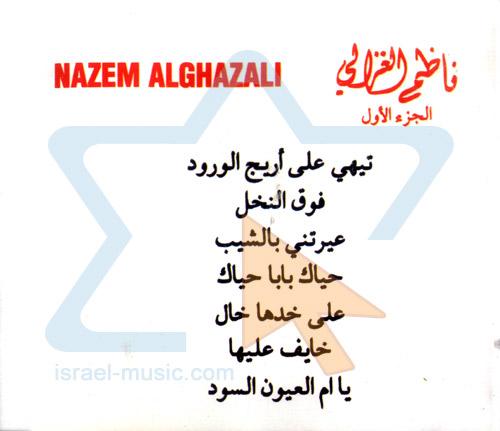 Nazem Alghazali by Nazim Al Ghazali