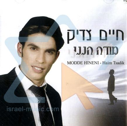 I Am Thankful by Haim Tsadik