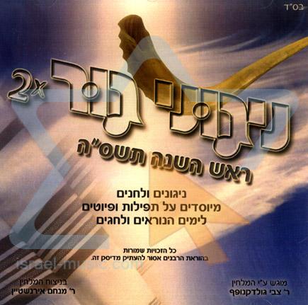 Nigunei Gur - Rosh Ha'shana (Tashasa) Par Rabbi Tzvi Goldknopf