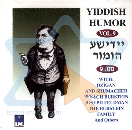Yiddish Humor Vol. 9 Por Various