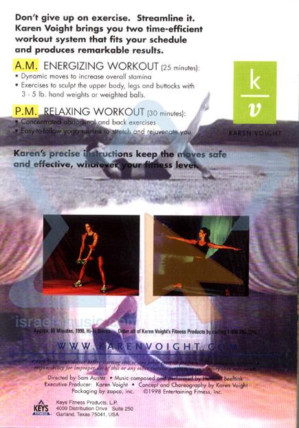 Streamline Fitness by Karen Voight