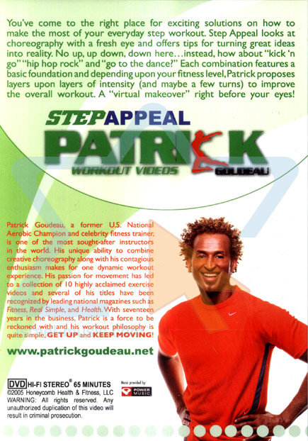 Step Appeal by Patrick Goudeau