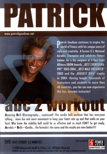 ABC 2 Workout Par Patrick Goudeau