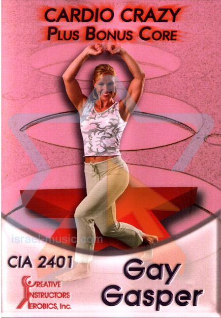 Cardio Crazy - Gay Gasper