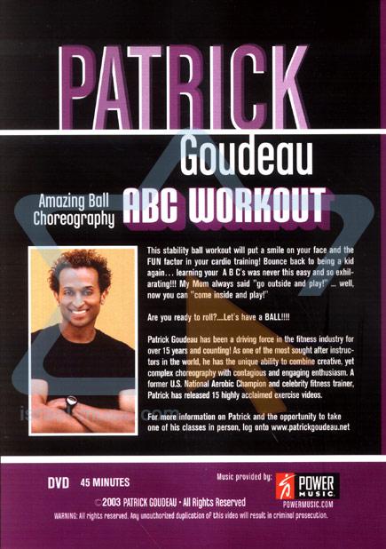 ABC Workout Par Patrick Goudeau