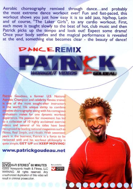 Dance Remix by Patrick Goudeau