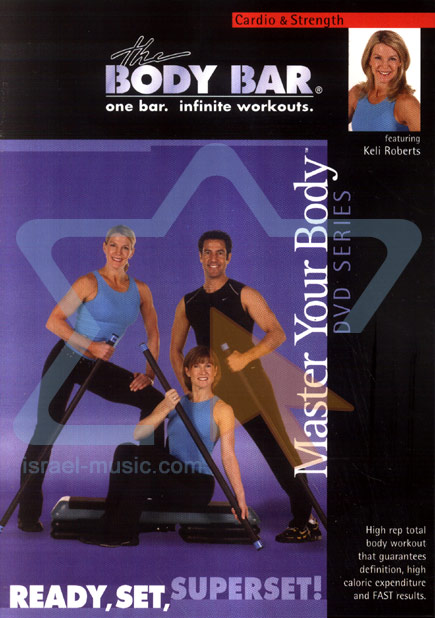 Master Your Body - Ready, Set, Superset! by Keli Roberts