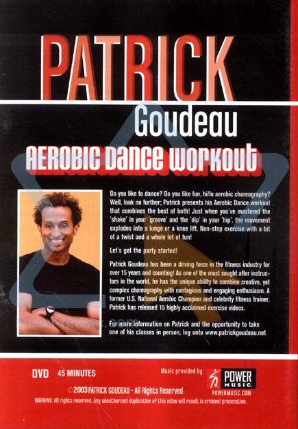 Aerobic Dance Workout Par Patrick Goudeau