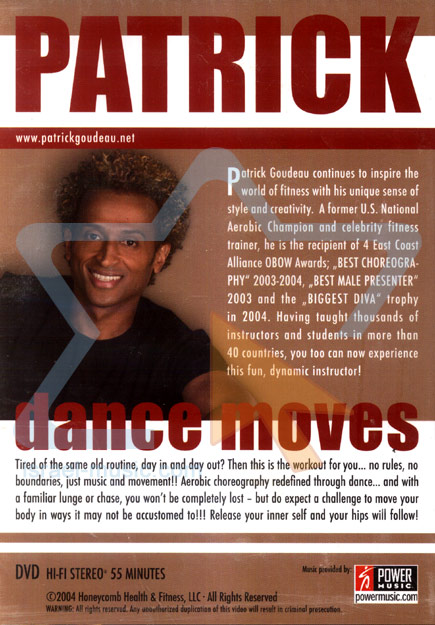 Dance Moves by Patrick Goudeau