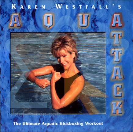 Aqua Attack By Karen Westfall