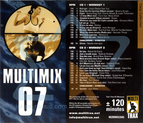 Volume 07 by Multi Mix